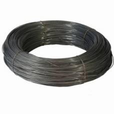 Черная проволока вязальная 1.2 мм, 1 кг.
