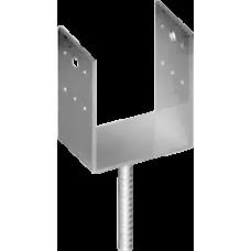 Консоль колони 50х40 мм тип U для бетону