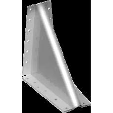 Кутова опора 90х90х2,0 підсилююча