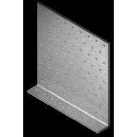 Поддерживающая пластина 100x180x25 мм Гербера