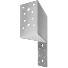 Стандартна кутова пластина 95х35х35 мм